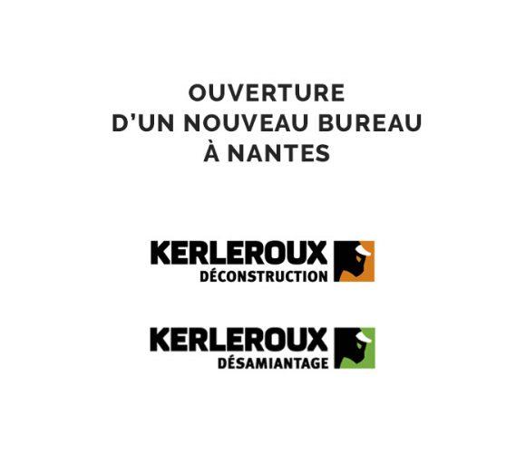 Ouverture bureau de Nantes