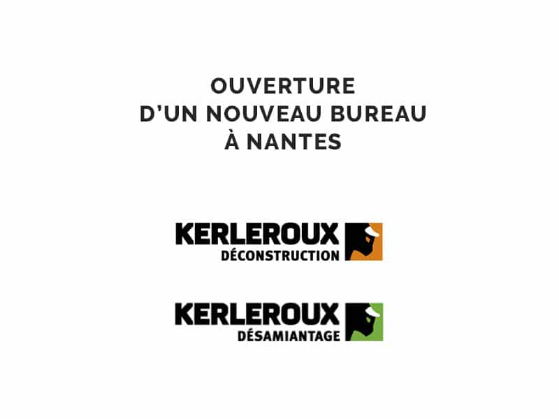 ouverture bureau de nantes kerleroux. Black Bedroom Furniture Sets. Home Design Ideas